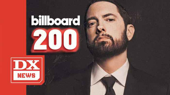 Eminem's 'Music To Be Murdered By' Makes Historic Billboard 200 Debut
