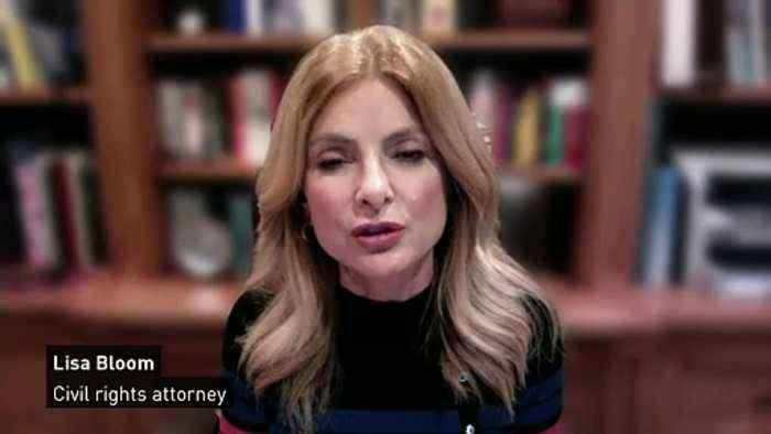 US attorney Lisa Bloom speaks on Andrew's silence