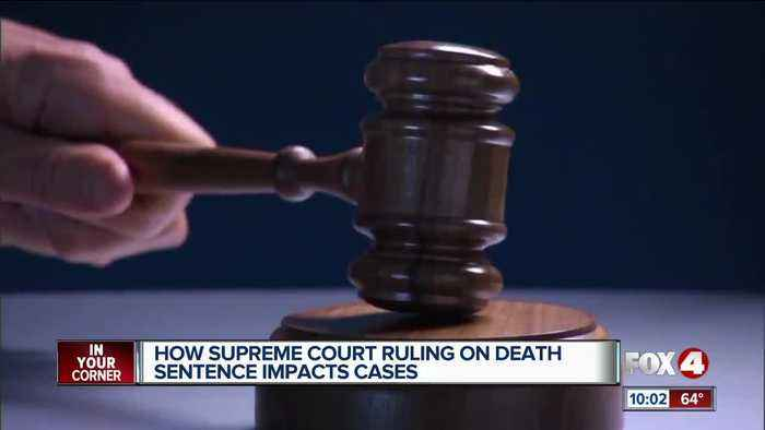 FL Supreme Court ruling could change death penalty law