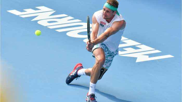 Roger Federer: 'lucky' Australian Open win