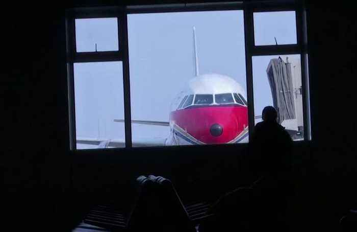 U.S. State Department advises against China travel