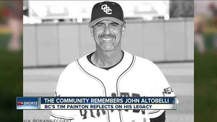 Tim Painton remembers John Altobelli and reflects on his legacy in the world of basebll