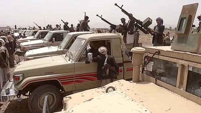 UN envoy calls for de-escalation as Yemen fighting surges