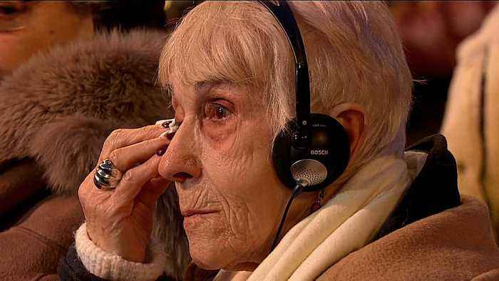 Remembering Auschwitz: Holocaust survivors share testimonies