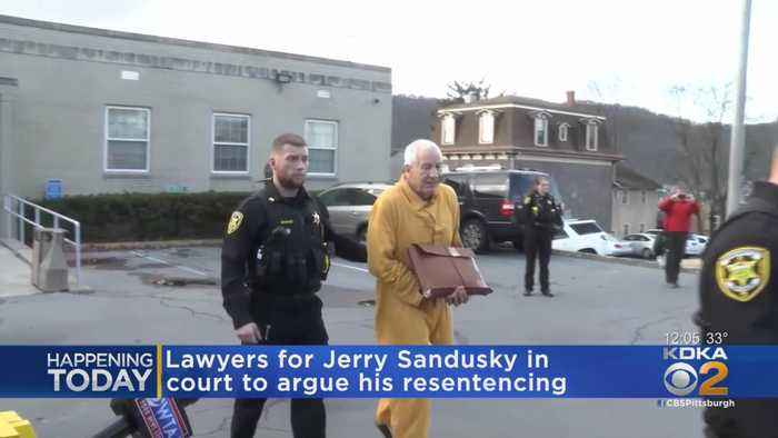 Jerry Sandusky Requesting New Sentencing From 2012 Conviction