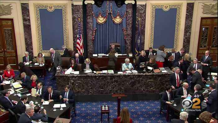 Impeachment Trial: Trump's Legal Team Wraps Up Opening Arguments