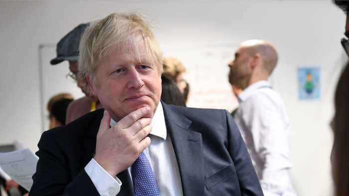 Boris Johnson Gives Huawei Limited Access To 5G Mobile Network