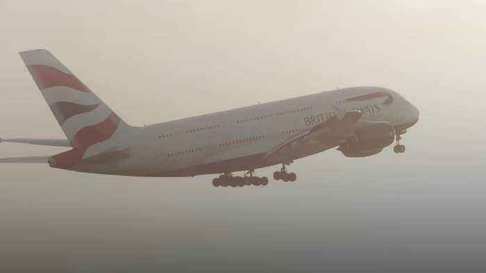 British Airways suspends all flights to China amid coronavirus outbreak