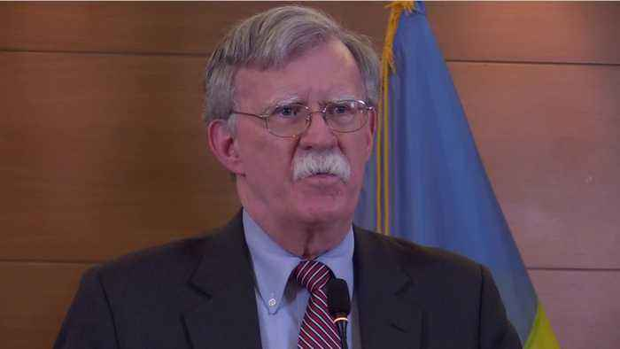 Graham Talks About John Bolton