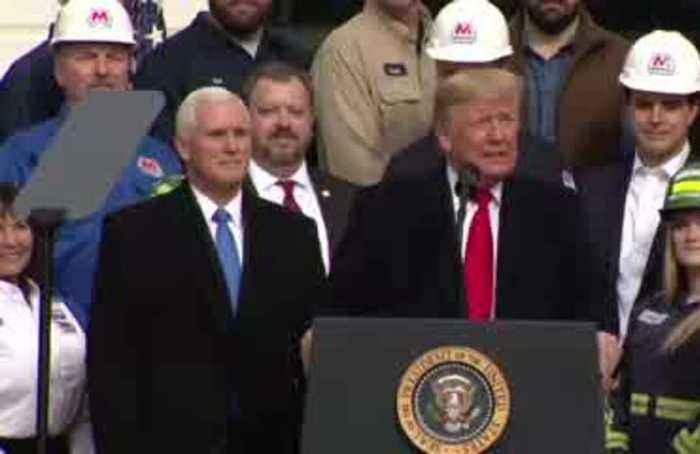 Trump signs USMCA, 'ending NAFTA nightmare'