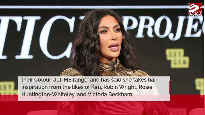 Olivia Culpo: Kim Kardashian West is my hair icon