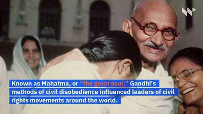 This Day in History: Gandhi Is Assassinated