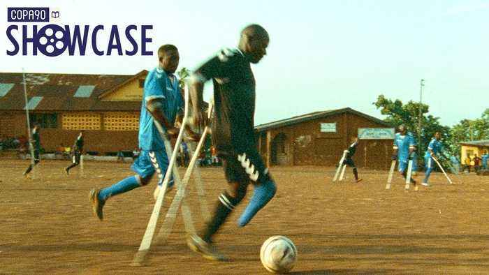 The Amazing Story Of Sierra Leone's Amputee Team - Football For A New Tomorrow | The COPA90 Showcase