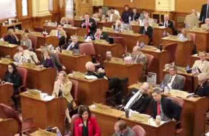 Controversial South Dakota trans bill moves forward