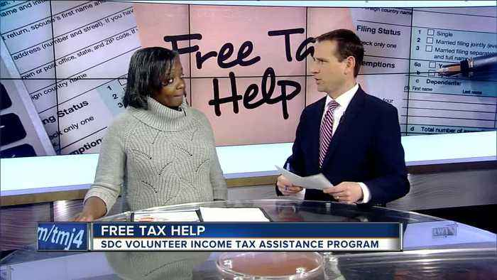 Free tax help available thanks to local group