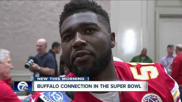 There's always a Buffalo connection. Meet the Western New Yorkers playing in Super Bowl LIV