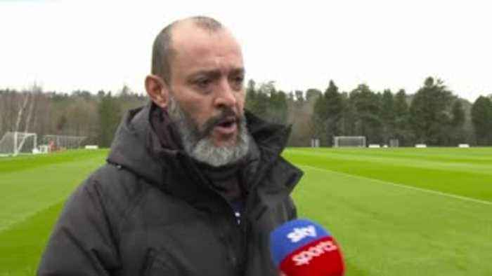 Nuno: Wolves still working on incomings