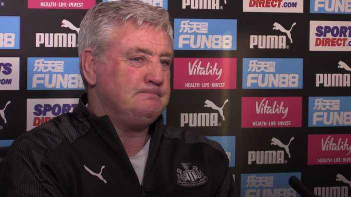 Steve Bruce accidentally states that Dwight Yorke is in line to play for Newcastle
