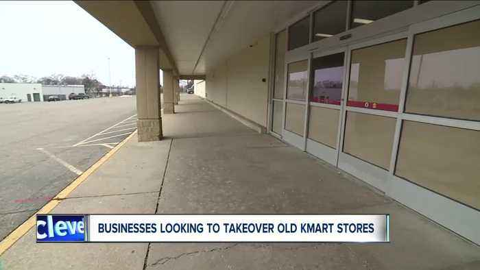 Shuttered Massillon Kmart could be developed for new retail shops