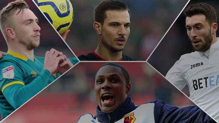 Transfer deadline day: Manchester United sign Odion Ighalo on loan