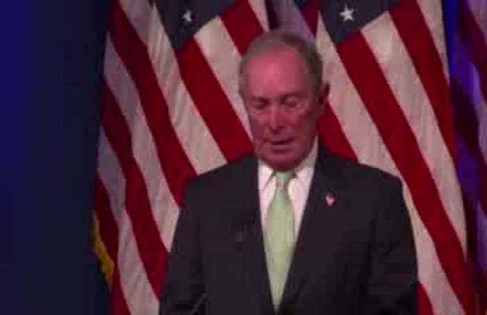 Rule change lets Bloomberg join Democratic debates