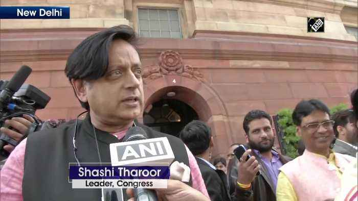 Jamia shooting Govt responsible for creating climate of hatred says Shashi Tharoor