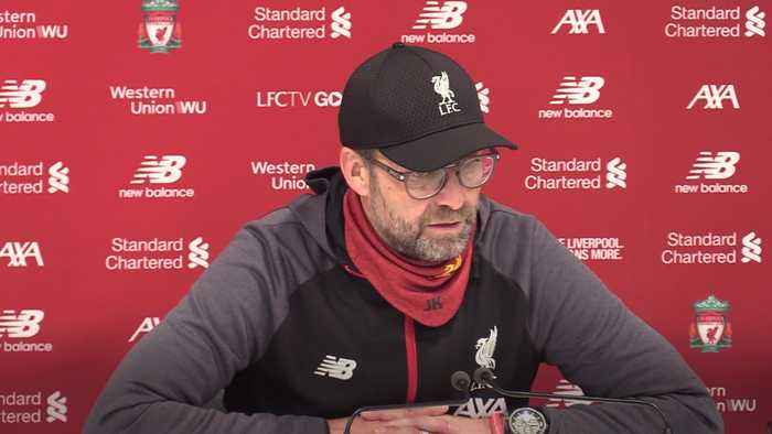 Klopp: the boys put a sensional shift in
