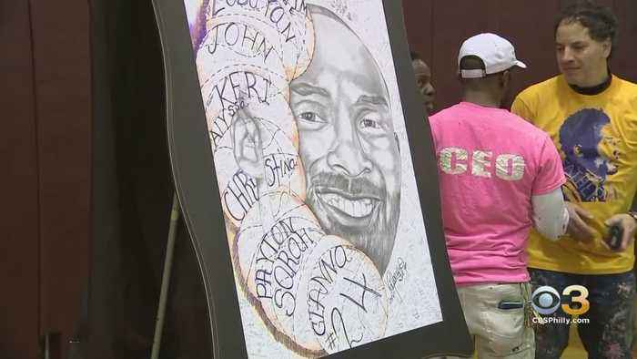 Lower Merion High School Honors NBA Legend With Emotional Tribute