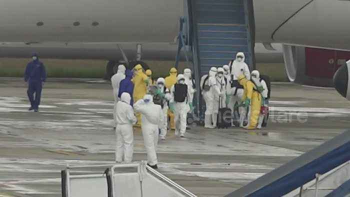 China Virus: Indonesia evacuates 245 citizens from crisis-hit Wuhan
