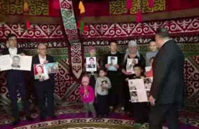 Pompeo urges Kazakhstan to press China over Uighurs