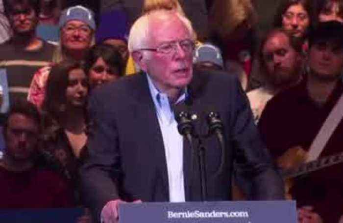 Concerts, Super Bowl watch parties cap Democrats' final Iowa push