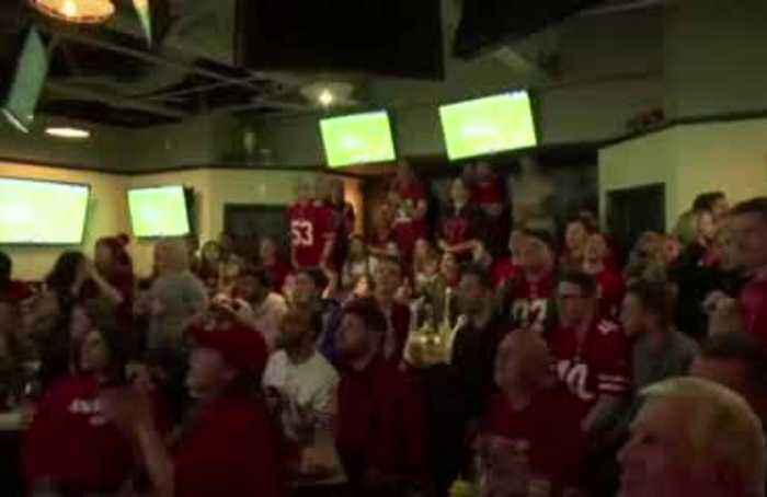 49ers fans lament loss at Super Bowl