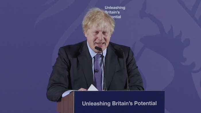Boris Johnson: We have settled the question of sovereign authority