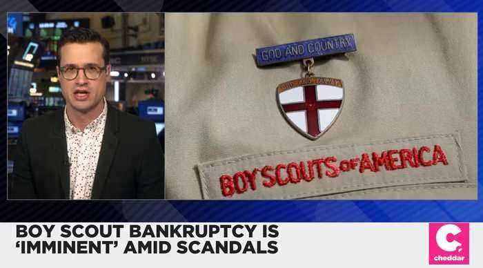 Boy Scouts Bankruptcy Is 'Imminent' Amid Scandals