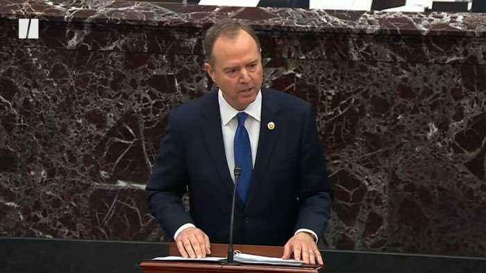 Adam Schiff Delivers Closing Impeachment Remarks