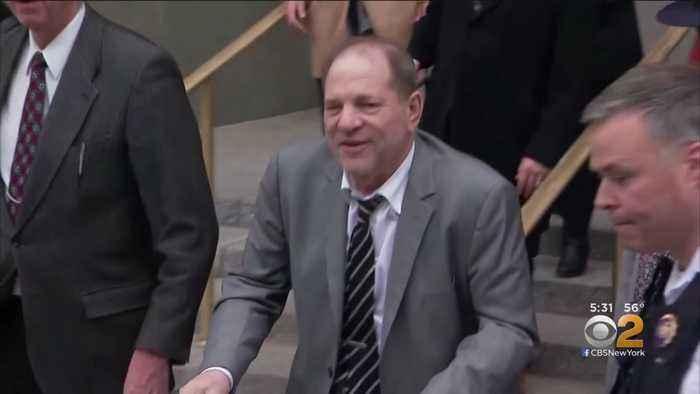 Harvey Weinstein Trial: Rape Accuser Faces Defense Cross-Examination In Court