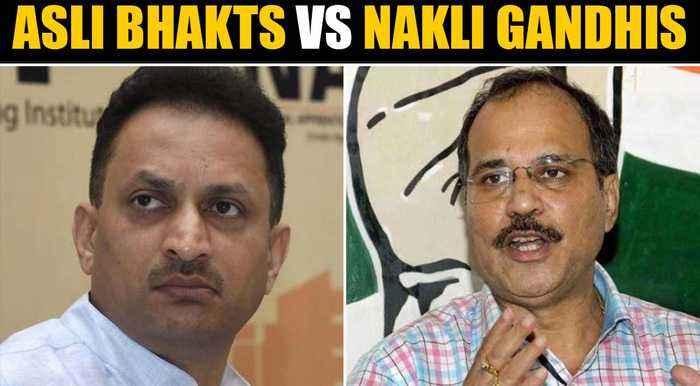 Anantkumar Hegde's 'Gandhi drama remark raises storm in Parliament   OneIndia News
