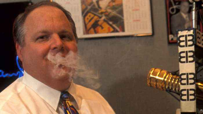 Rush Limbaugh Announces Diagnosis Of Advanced Lung Cancer