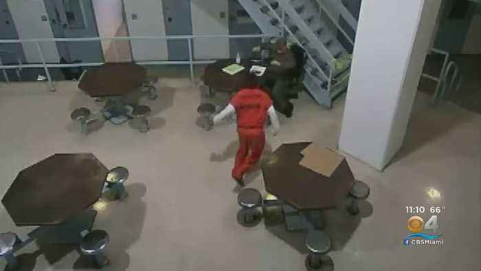New Details In Confessed Parkland Shooter's Attack Of BSO Jail Guard
