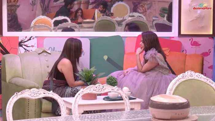 Bigg Boss 13: Salman Khan Shocks Shenaaz Gill As He Opens The Door For Her,