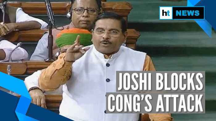 'We're real bhakts of Mahatma Gandhi': BJP's Pralhad Joshi
