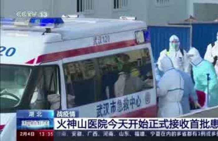 Inside Wuhan as virus deaths shoot over 420