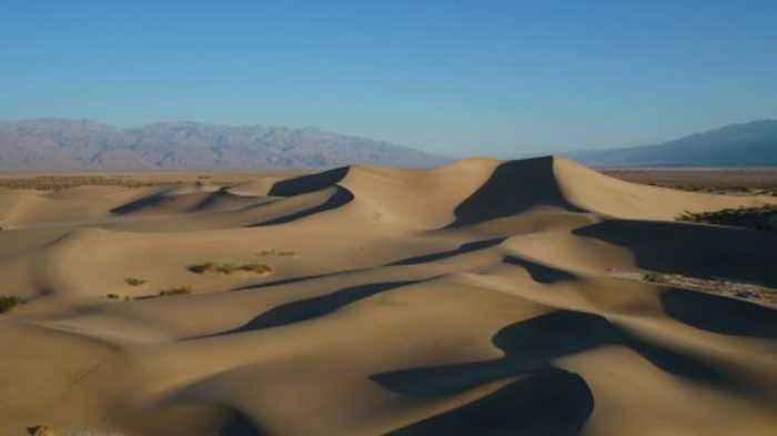 Scientists Find Sand Dunes 'Communicate' With Each as they Migrate