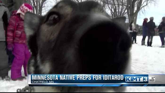 Southeastern Minnesota man preps for Iditarod