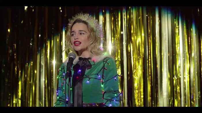Last Christmas movie - Bloopers