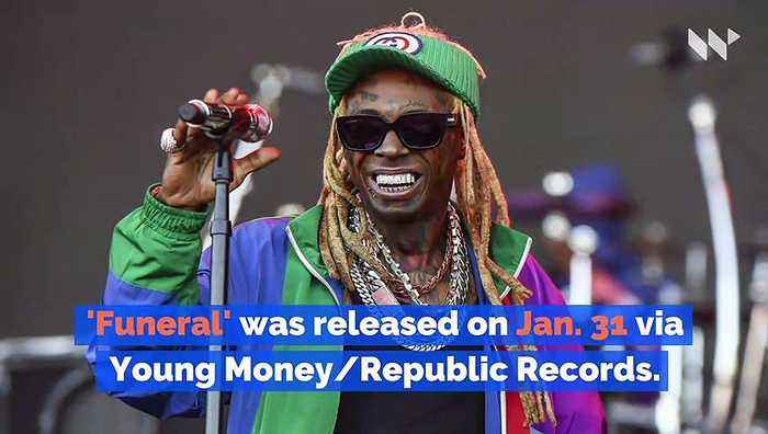 Lil Wayne on Track for No. 1 Debut on 'Billboard' 200