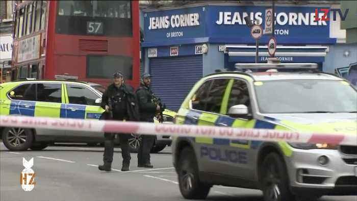 London has a terror problem and Coronavirus Crisis!