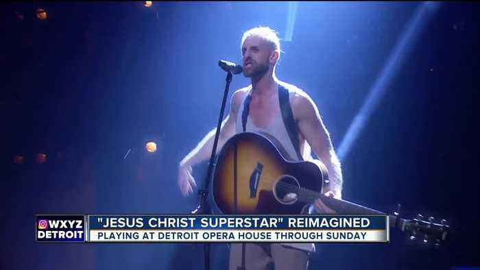 'Jesus Christ Superstar' returns to Detroit on 50th anniversary tour