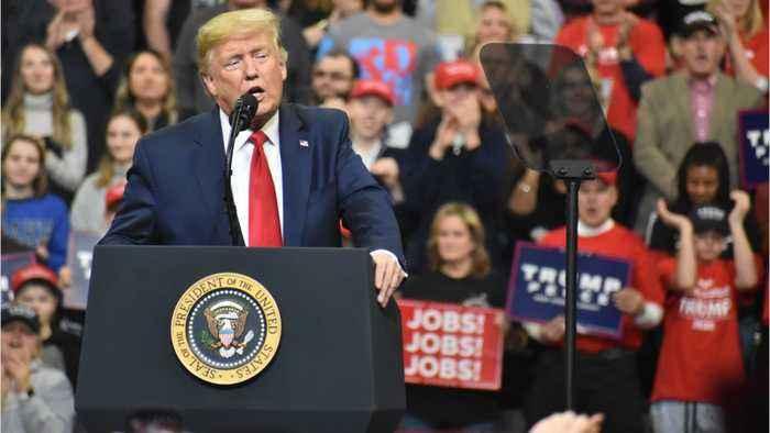 Trump Says Alexandria Ocasio-Cortez Would Beat Senate Minority Leader Chuck Schumer