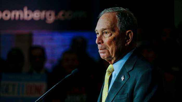 Bloomberg To Spend Twice As Much Money On TV Ads After Iowa